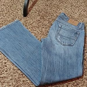 American Eagle High Rise Jeans.